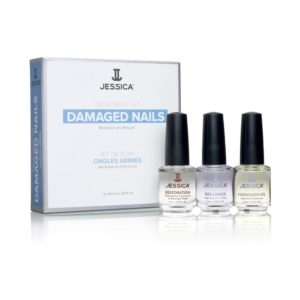 Jessica Cosmetics Treatment Kit Damaged Nails 1