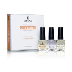 Jessica Cosmetics Treatment Kit Dry Nails 2