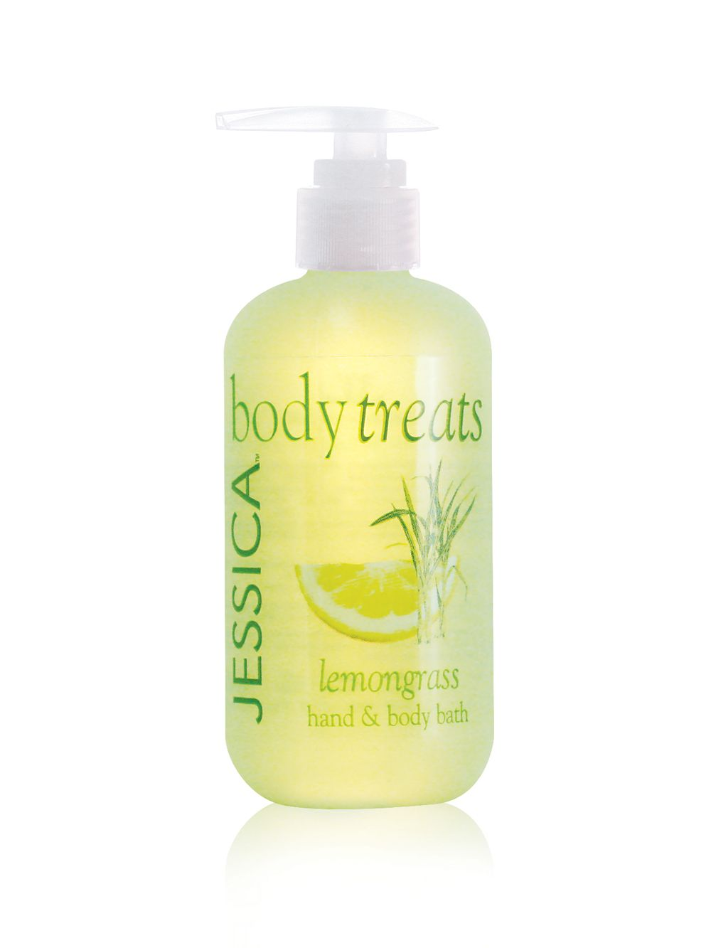 Bath Lemongrass8oz