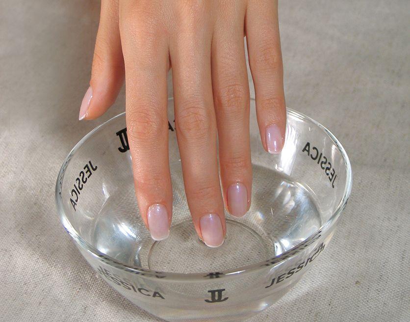 Jessica Nails Nail Advice Polish Damage