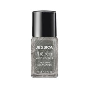 Jessica Antique Silver Phēnom Nail Polish