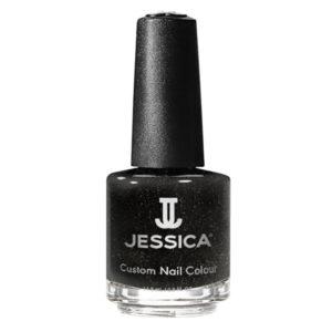 Jessica Black Ice Custom Colour Nail Polish