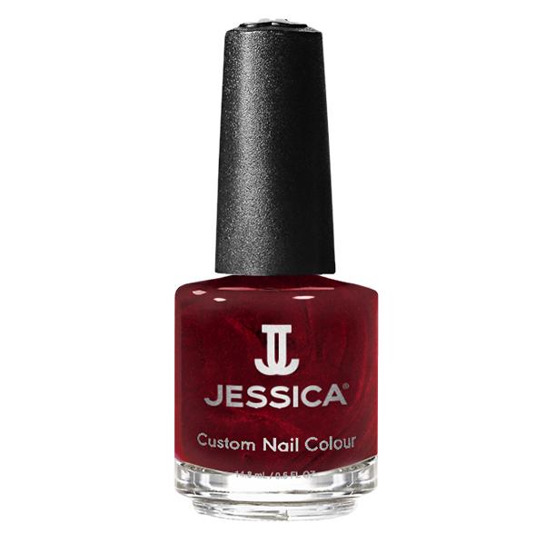 Jessica Custom Colour Nail Polish Shall We Dance Red