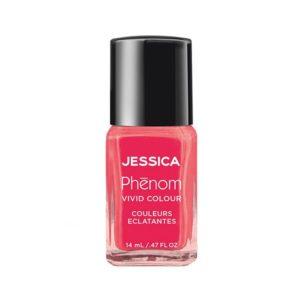 Jessica Red Hots Phēnom Nail Polish