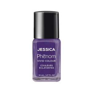 Jessica Phenom Nail Polish New Year New Me Purple