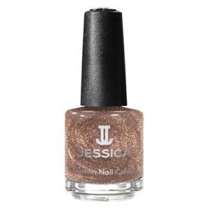 Jessica Gleaming Gold Custom Colour Nail Polish