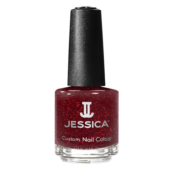 Naughty Or Nice? Jessica Nail Polish