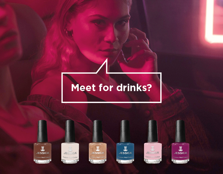 JESSICA Meet for drinks? Autumn 2021 Nail Polish